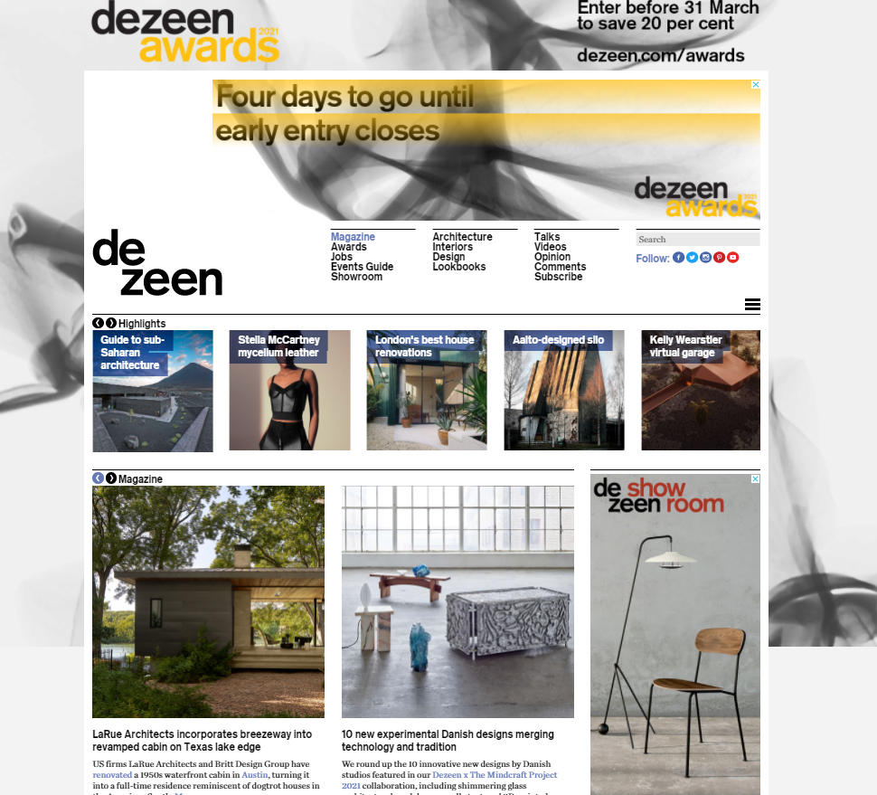 10 Magazines architects/designers must read to keep themselves updated - Sheet2