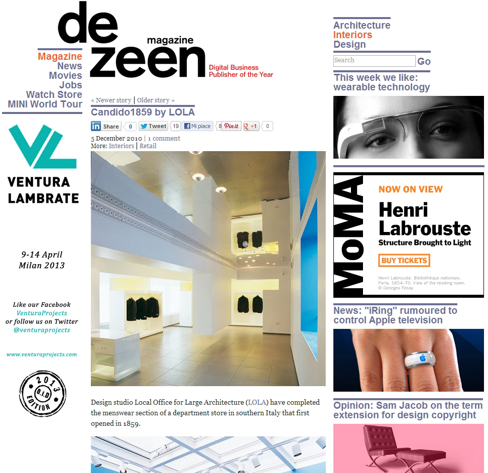 10 Magazines architects/designers must read to keep themselves updated - Sheet3