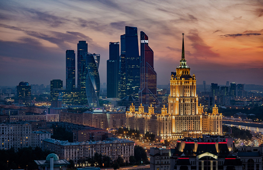 10 Reasons why Architects should visit Russia