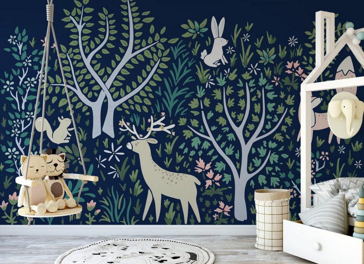 30 Elegant Child's Nursery designs ideas - Sheet2