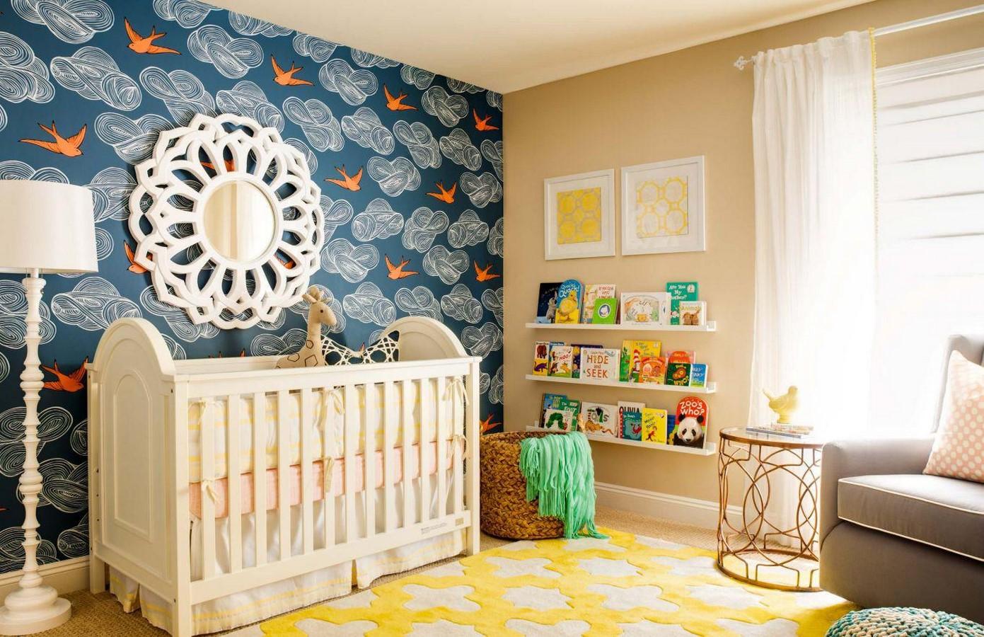 30 Elegant Child's Nursery designs ideas - Sheet7