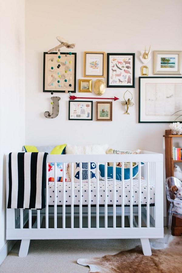 30 Elegant Child's Nursery designs ideas - Sheet8