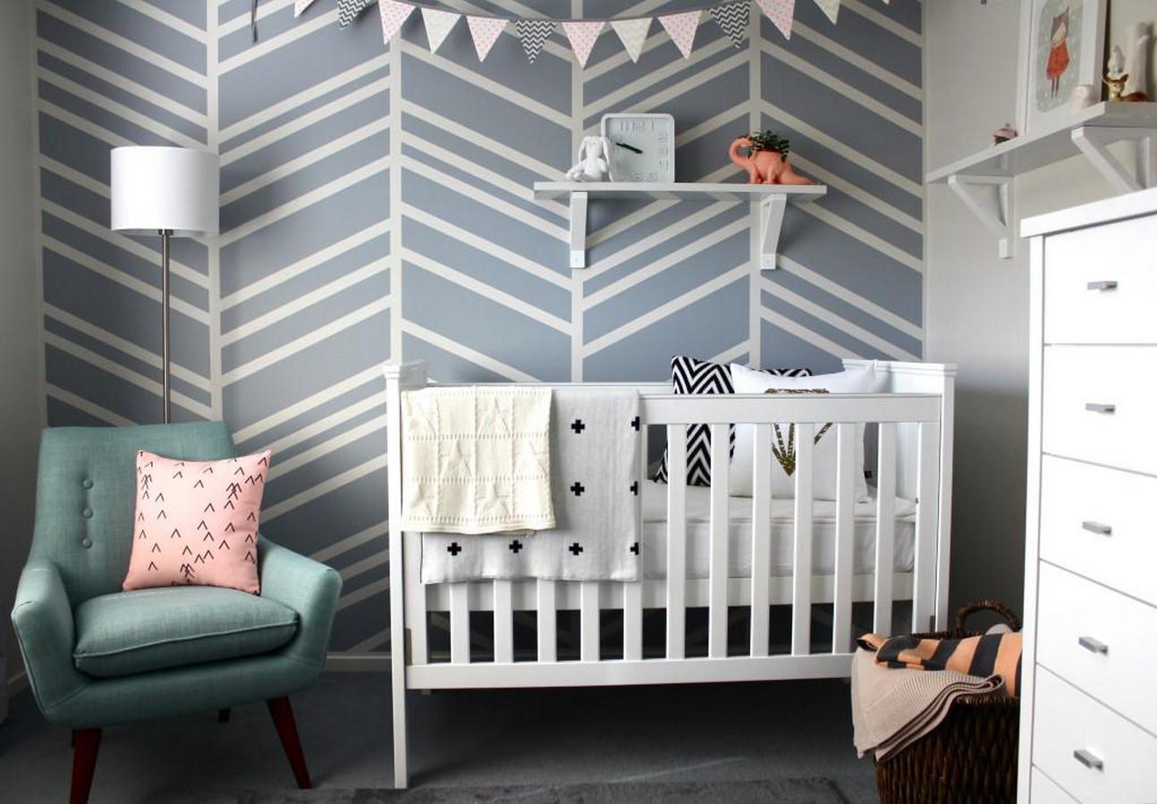 30 Elegant Child's Nursery designs ideas - Sheet9