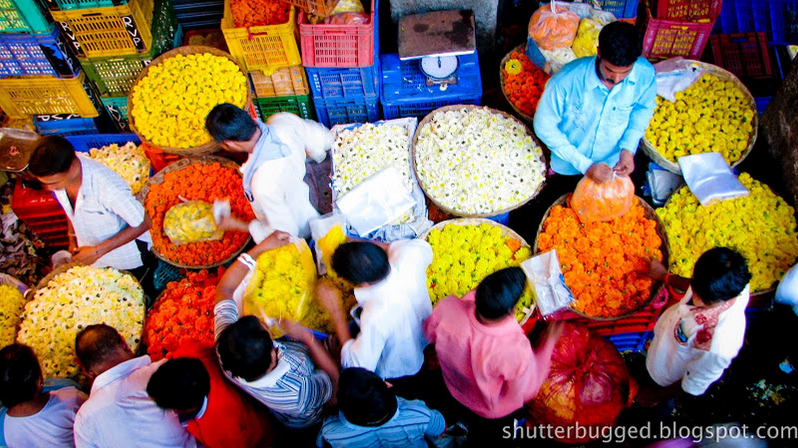 The Social Construct of Traditional Indian Markets - Sheet1