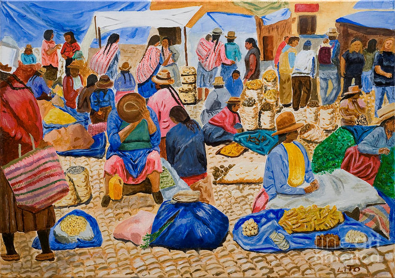 The Social Construct of Traditional Indian Markets - Sheet6