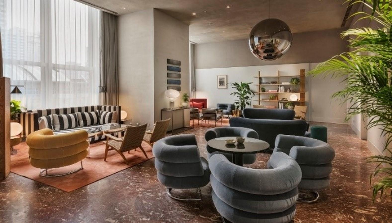 The Lounge, Plaza 66 - Sheet2