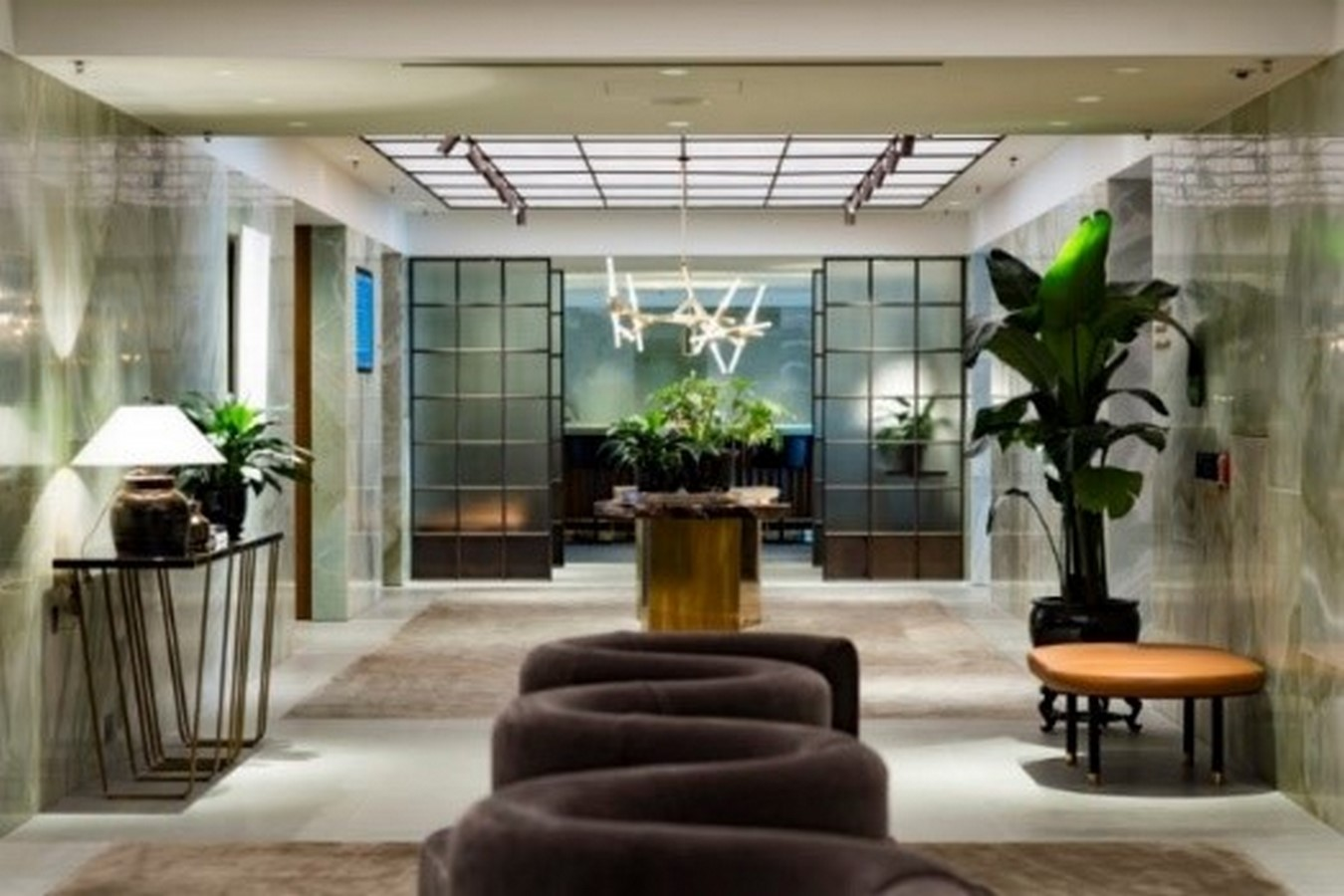 Cathay Pacific first lounge - Sheet1