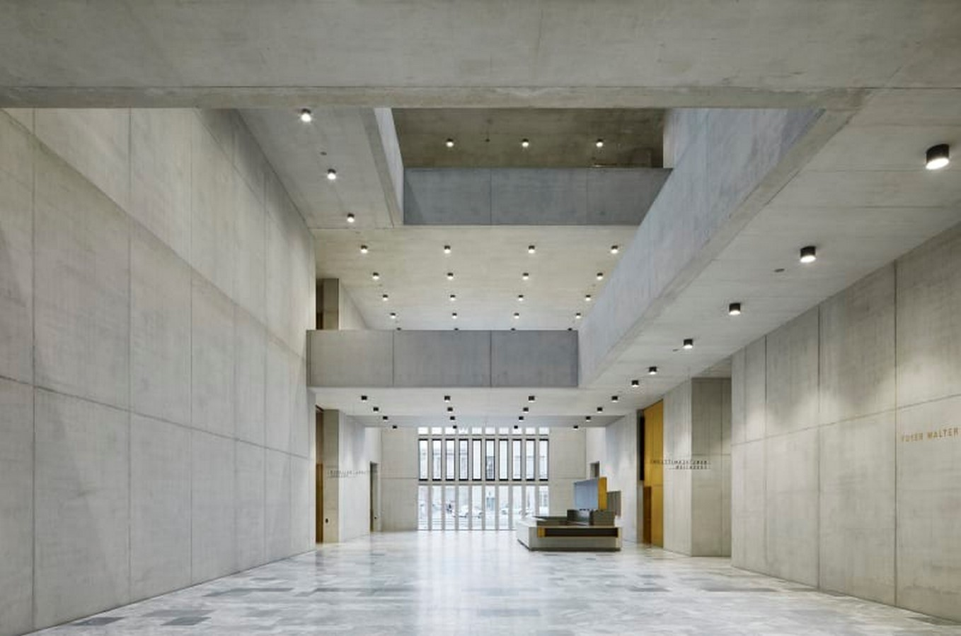 10 examples of recycled concrete - Sheet13