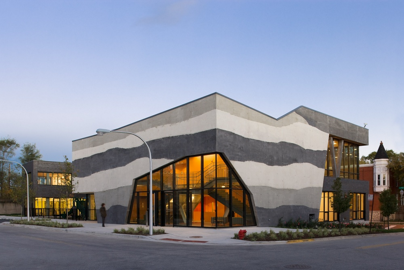 10 examples of recycled concrete - Sheet2