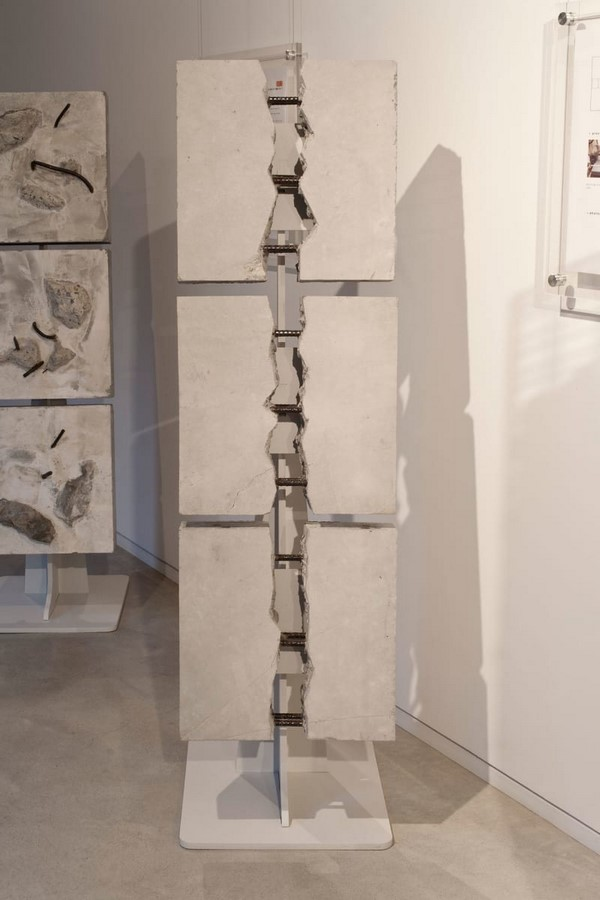 10 examples of recycled concrete - Sheet9