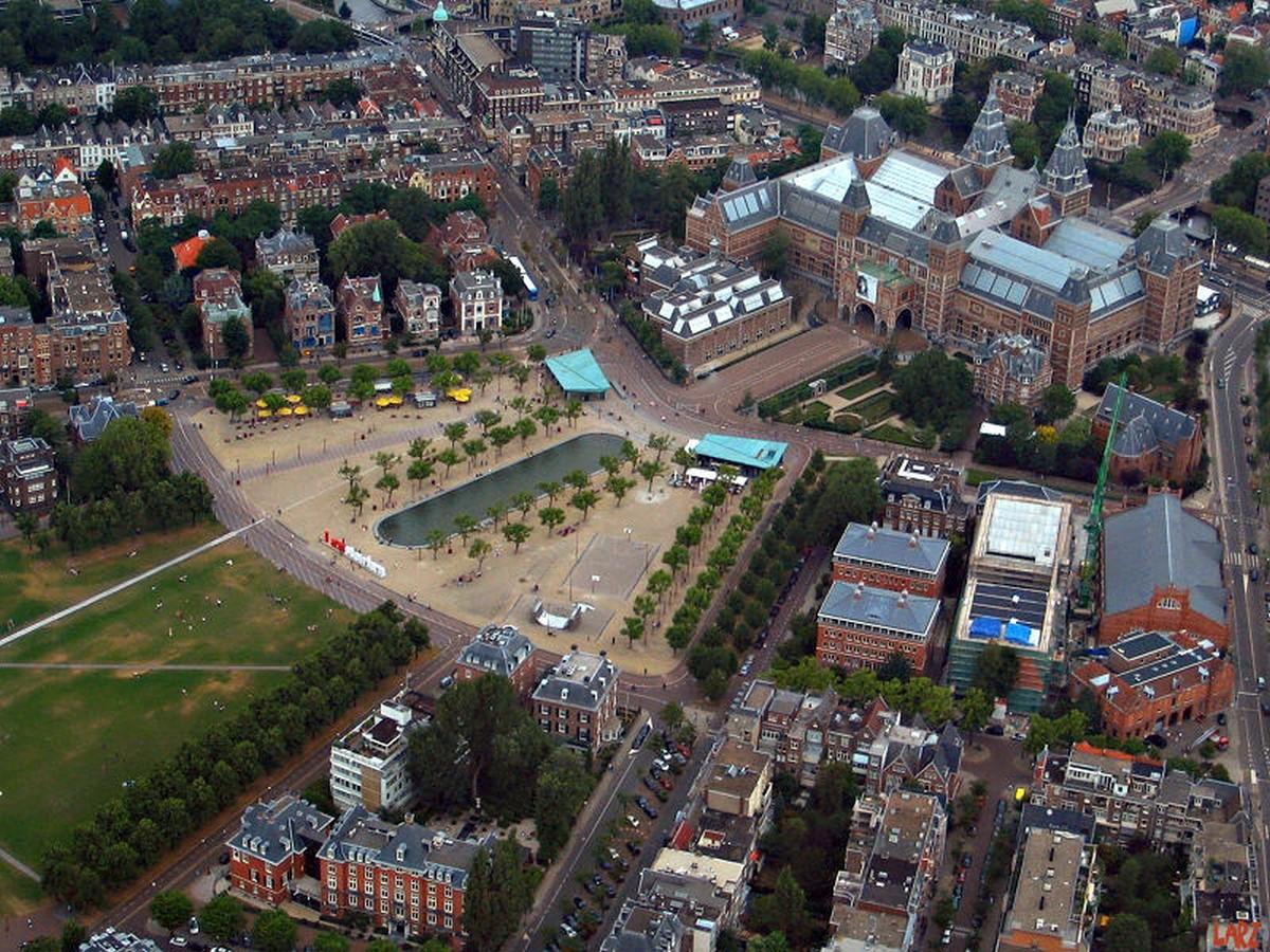 The Royal Concertgebouw by Adolf Leonard van Gendt: Most visited Concert Hall - Sheet7