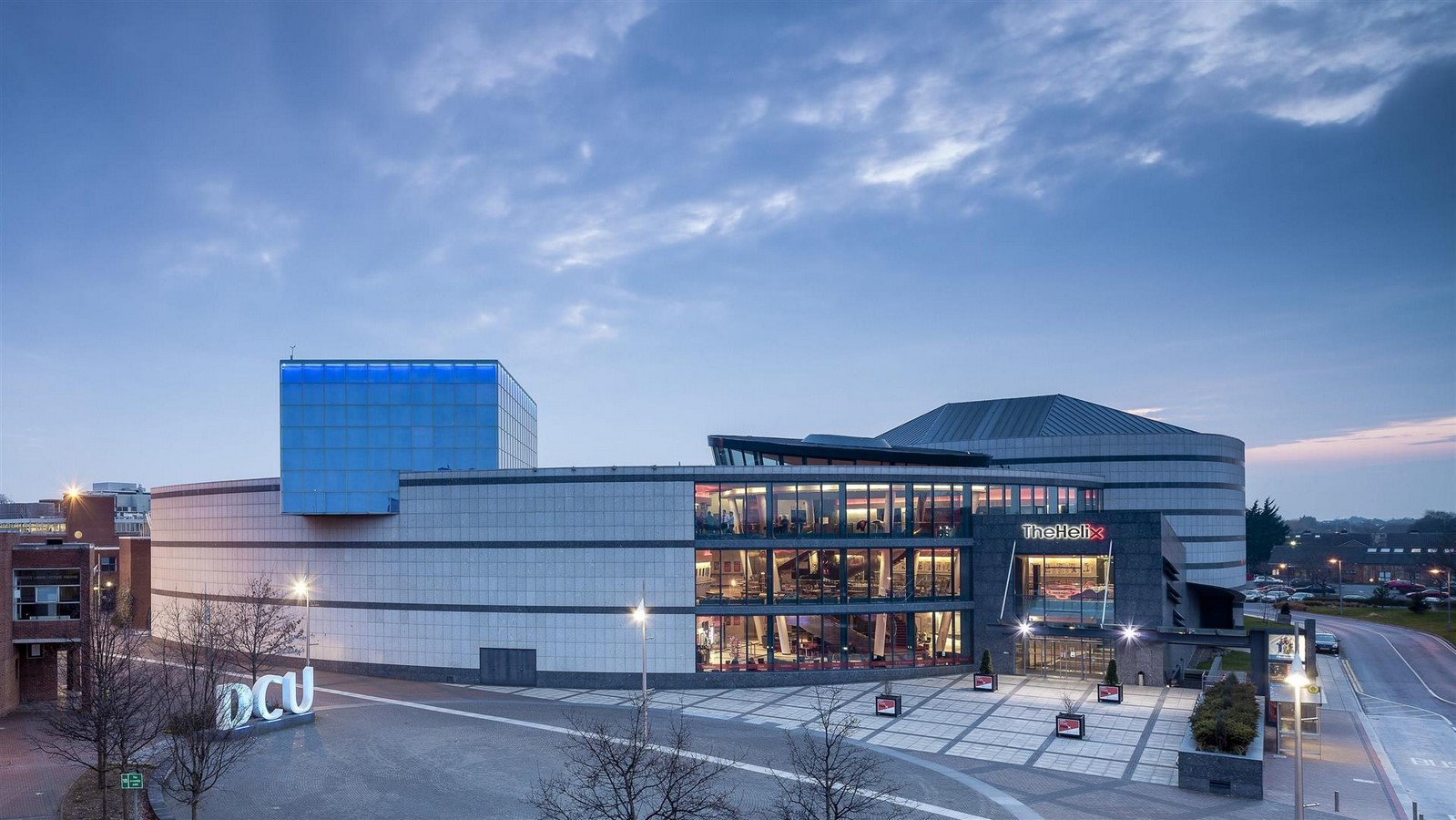 The Helix Centre for the Performing Arts by Wejchert Architects: Architecture meets Artist Sheet1