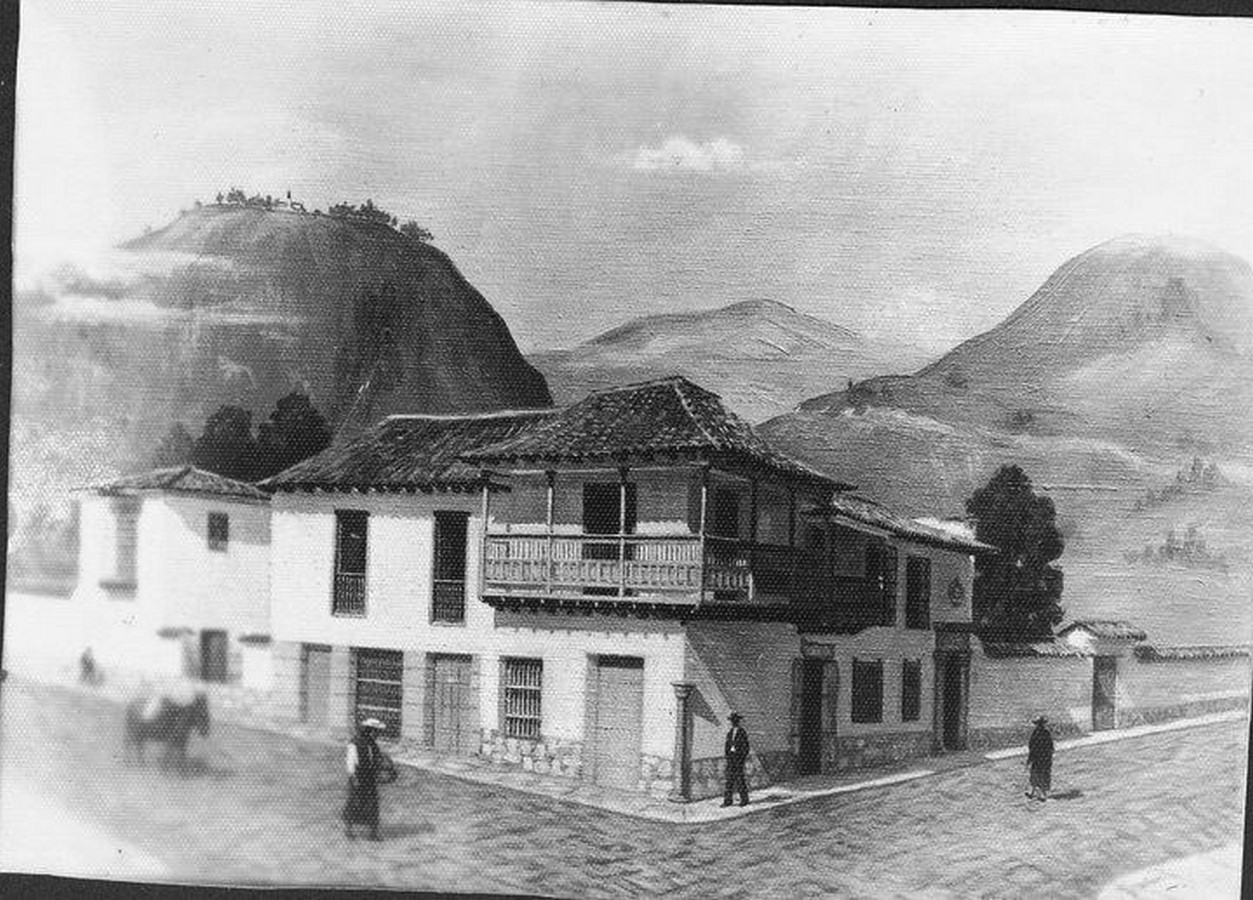 The Story of a House: Ten Houses in Bogotá - Sheet1