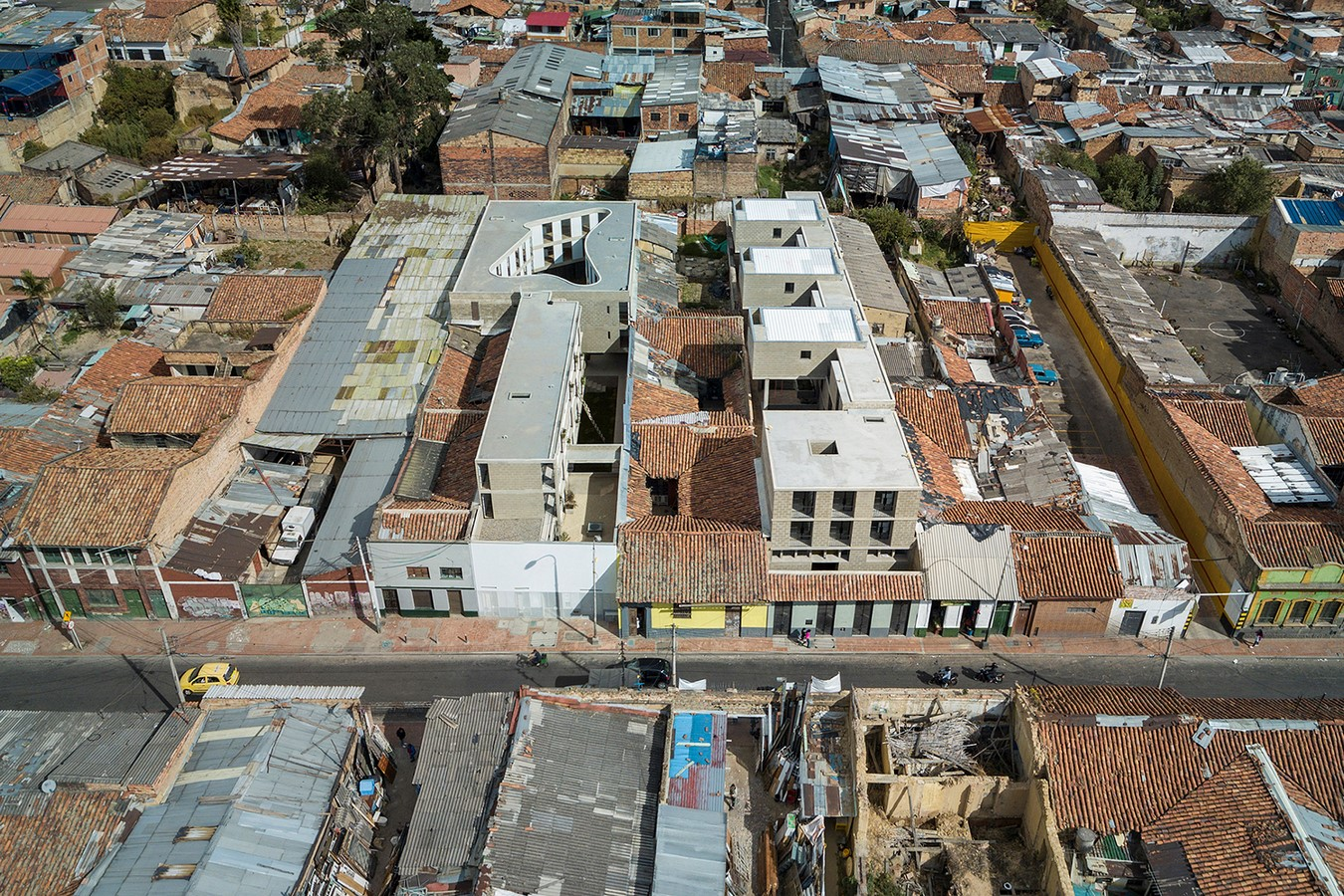 The Story of a House: Ten Houses in Bogotá - Sheet32