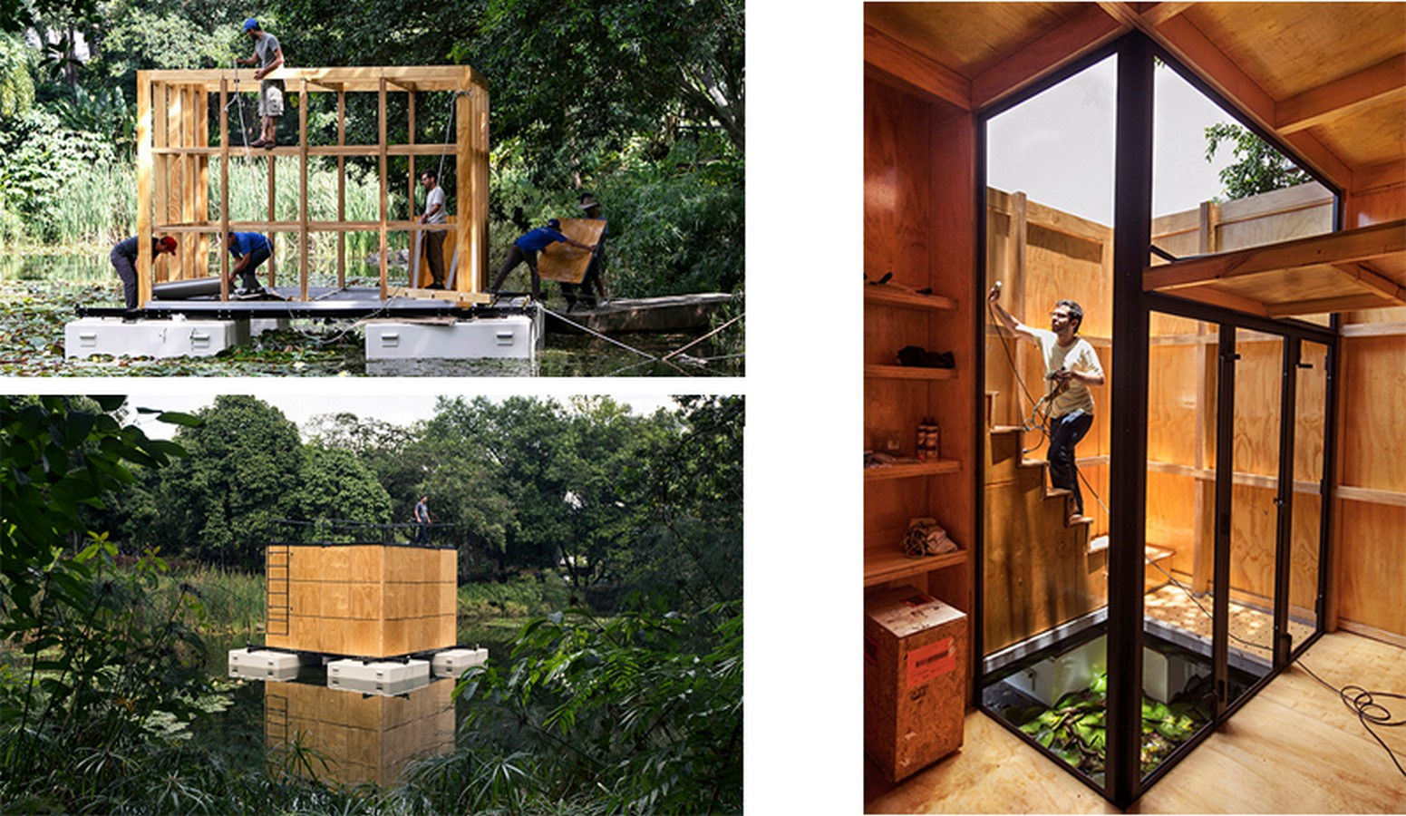 The Story of a House: Ten Houses in Bogotá - Sheet40