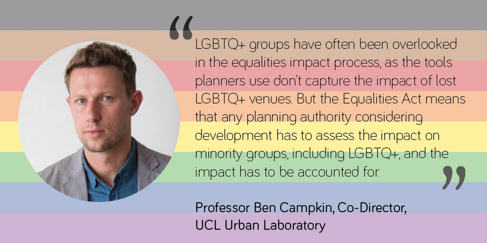 10 Architects or Designers advocating for LGBTQA+ Community - Sheet2