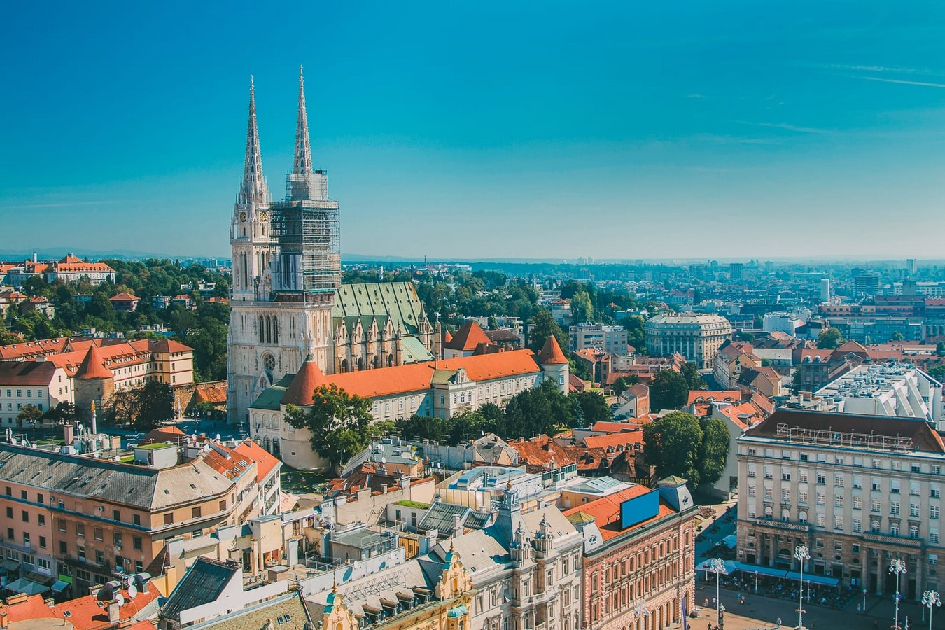 Zagreb Cathedral - Sheet1