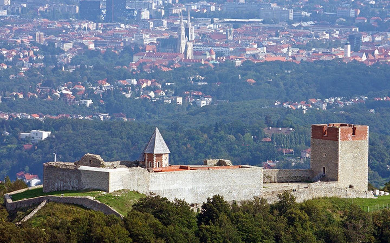 Medvedgrad Castle - Sheet2