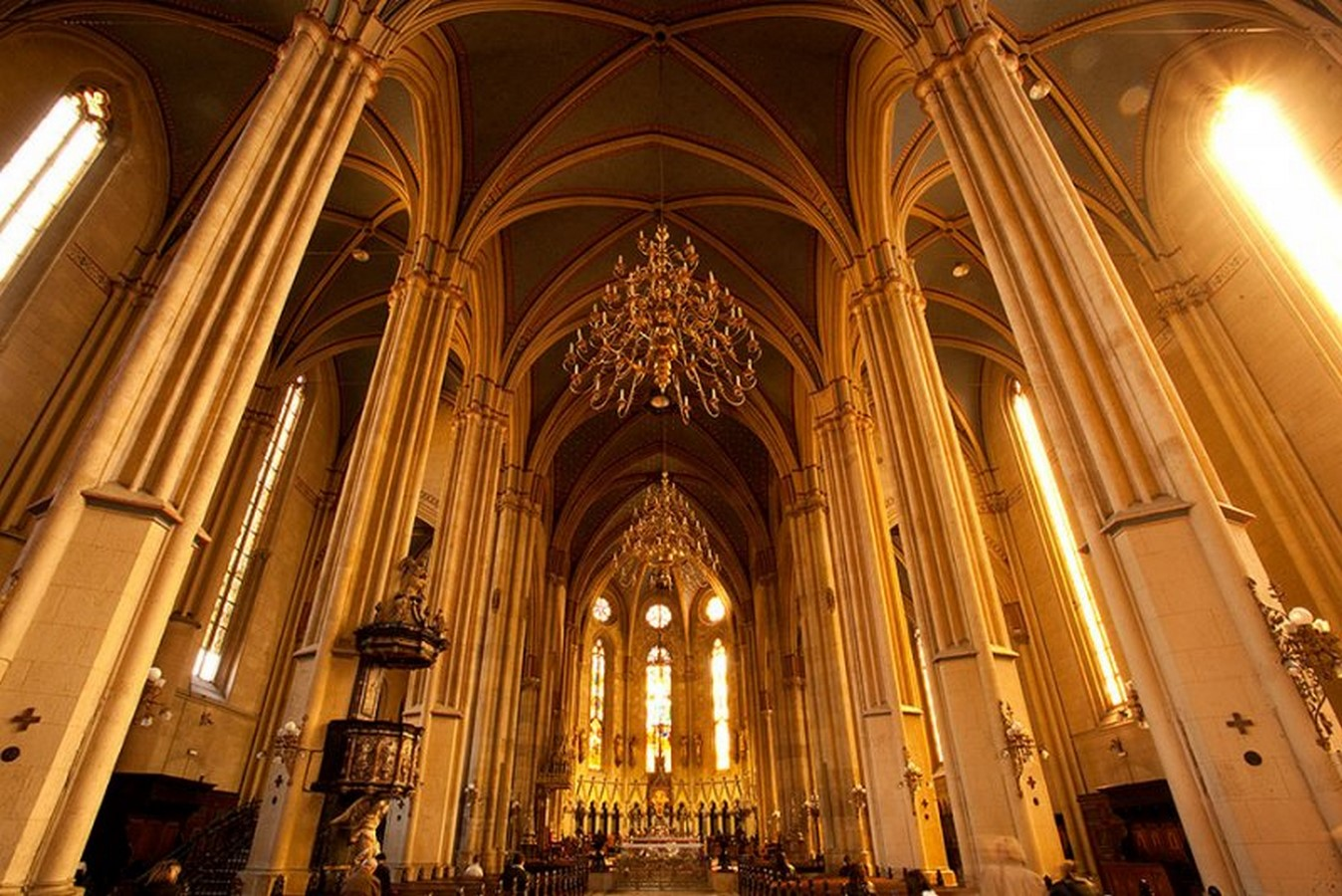 Zagreb Cathedral - Sheet2