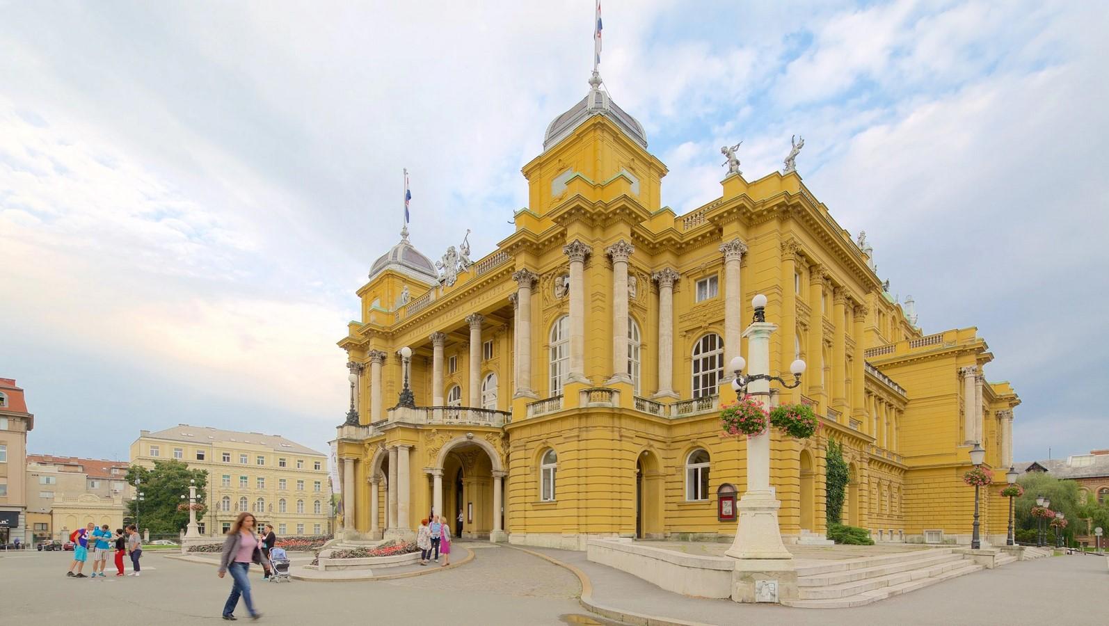 Croatian National Theatre - Sheet1