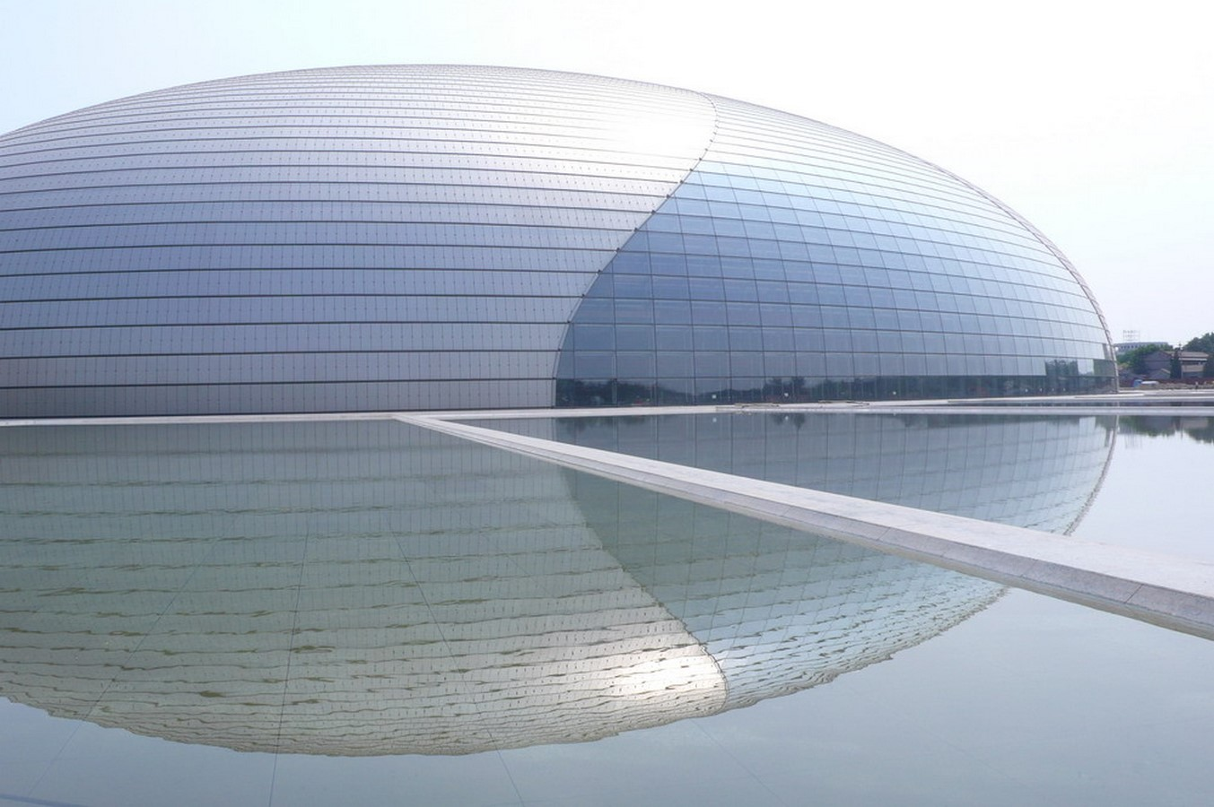 National Centre For The Performing Arts by Paul Andreu: Situated in the heart of Beijing - Sheet4