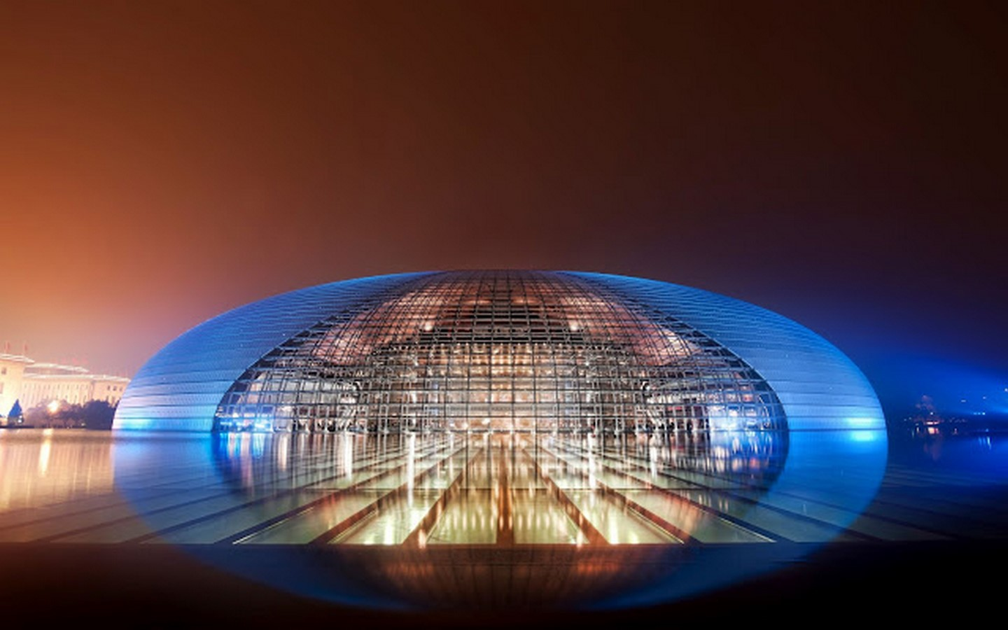 National Centre For The Performing Arts by Paul Andreu: Situated in the heart of Beijing - Sheet8