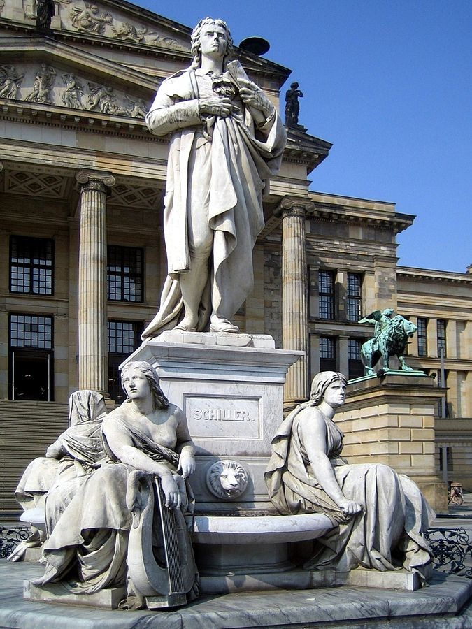 Konzerthaus by Karl Friedrich Schinkel: Witness of Time - Sheet4