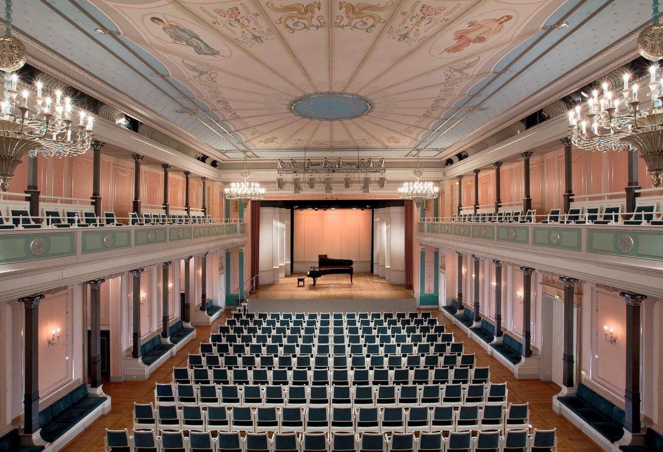 Konzerthaus by Karl Friedrich Schinkel: Witness of Time - Sheet7