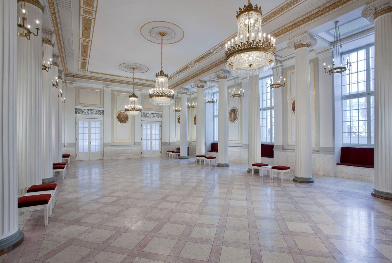 Konzerthaus by Karl Friedrich Schinkel: Witness of Time - Sheet9