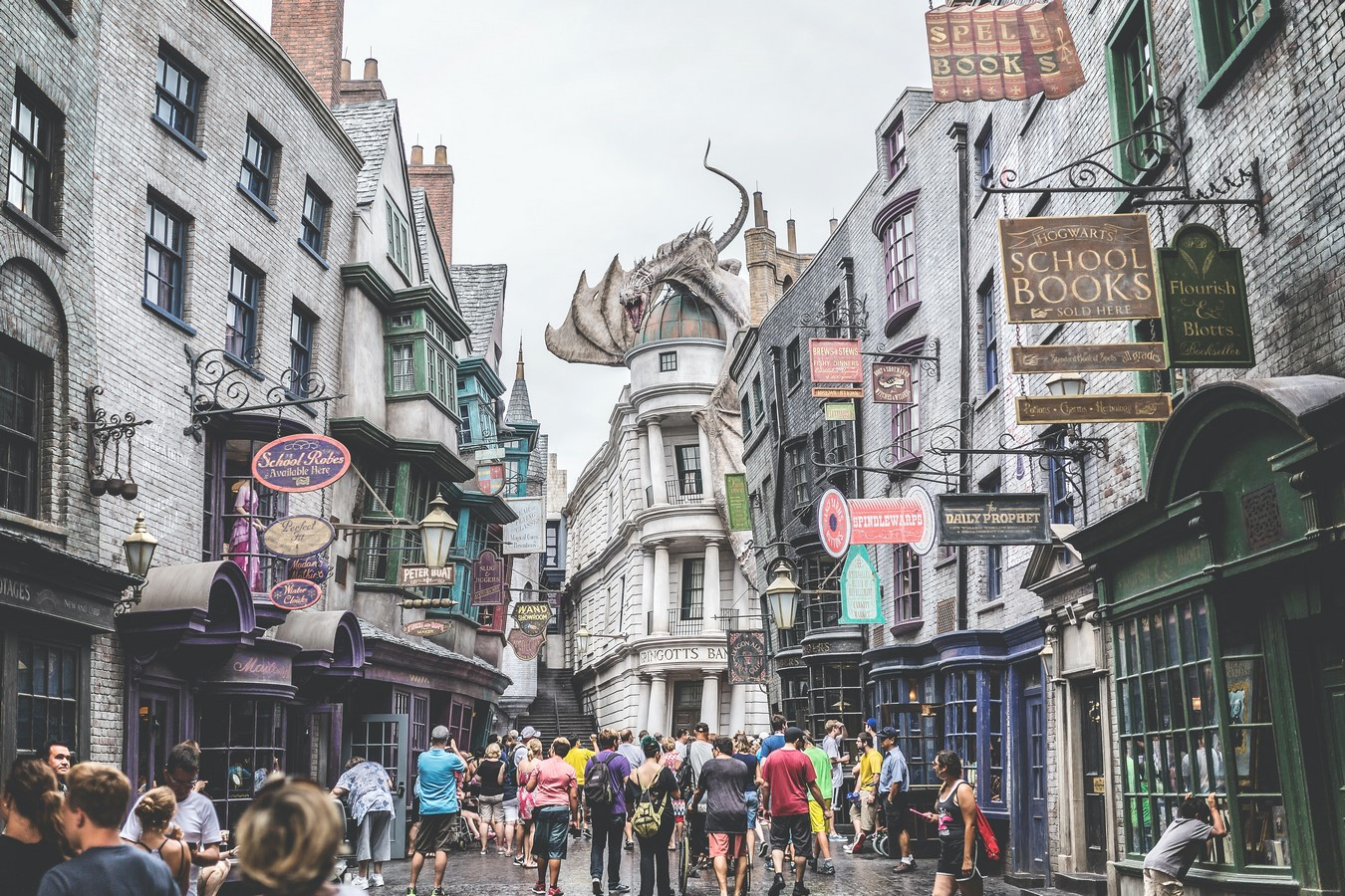The Wizarding World meets Architectural world - Sheet2