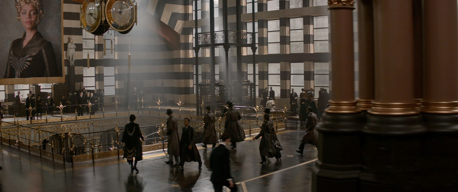 The Wizarding World meets Architectural world - Sheet23
