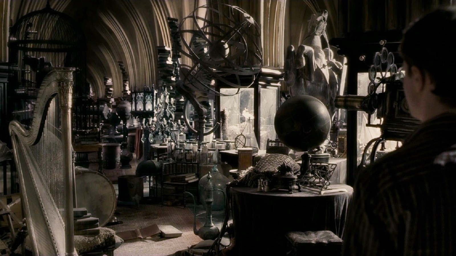 The Wizarding World meets Architectural world - Sheet33