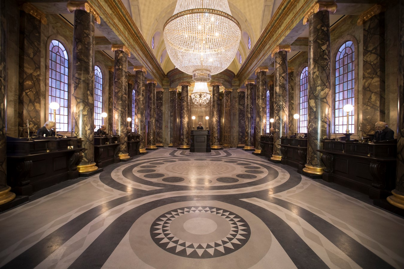 The Wizarding World meets Architectural world - Sheet7