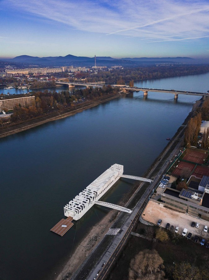 The Ark on Danube River - Sheet1