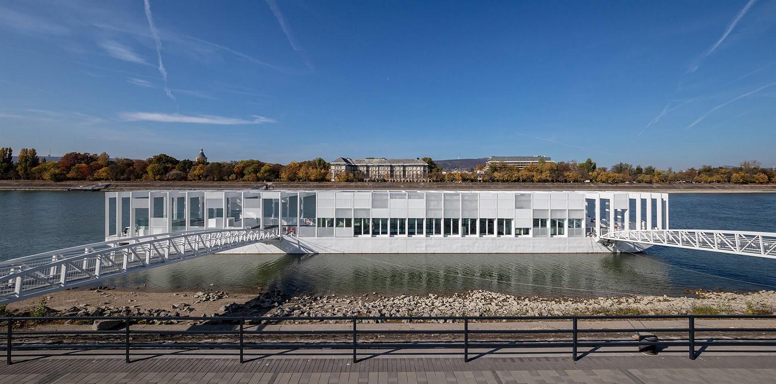 The Ark on Danube River - Sheet2