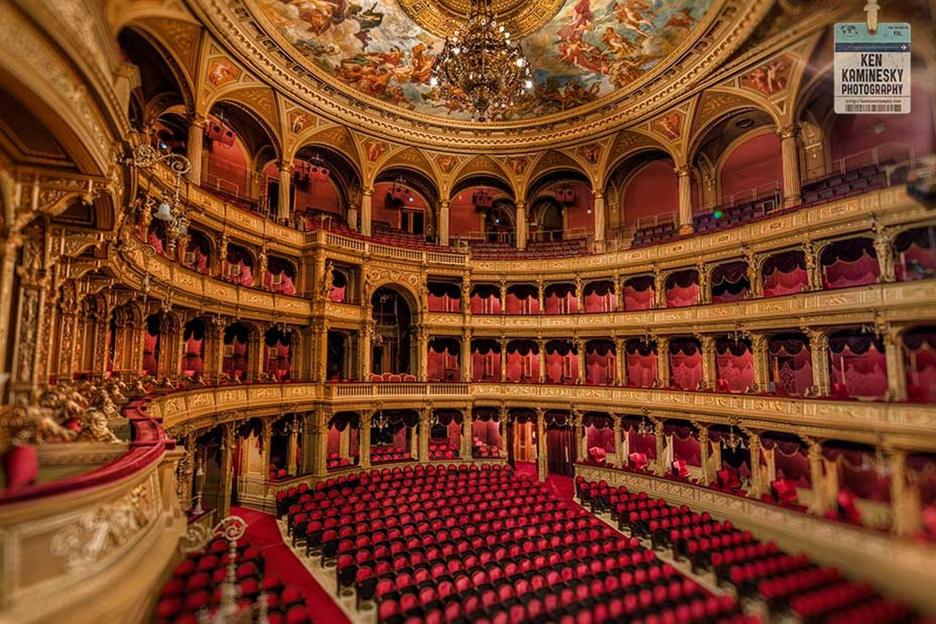 Hungarian State Opera House - Sheet2