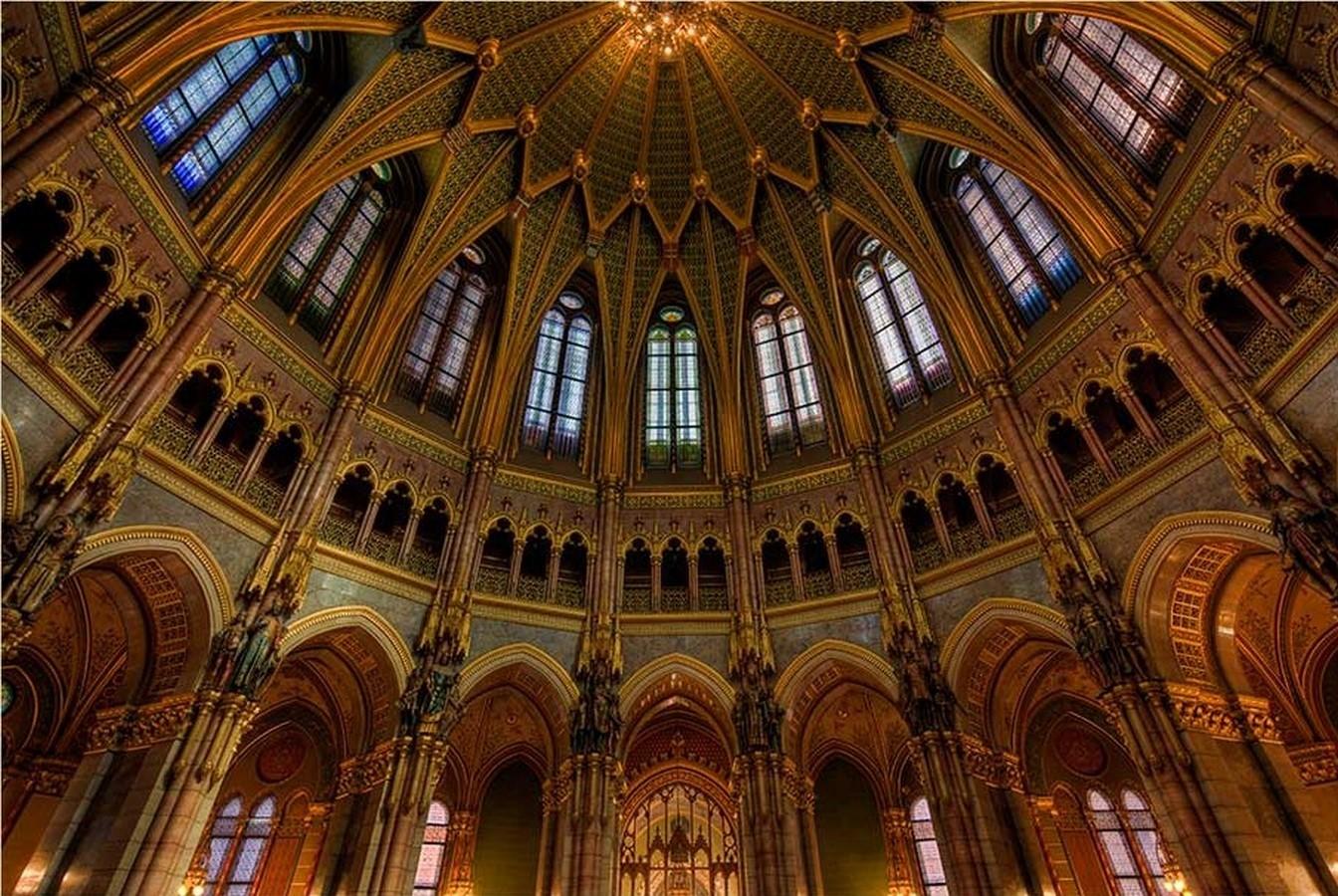 The Hungarian Parliament Building - Sheet2