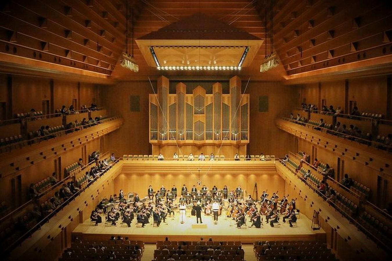 Tokyo Opera City Concert Hall by Takahiko Yanagisawa: The Perfect Pitch - Sheet6