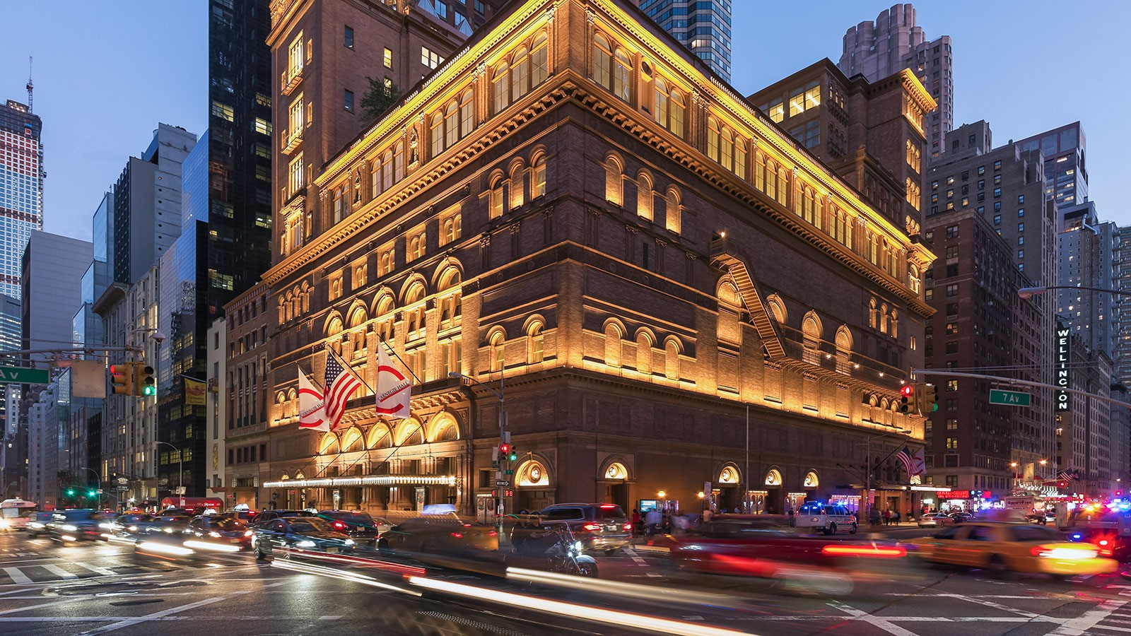 Carnegie Hall by William Tuthill: Historic Landmark and a Vital cultural center - Sheet2