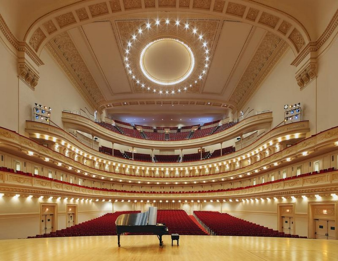 Carnegie Hall by William Tuthill: Historic Landmark and a Vital cultural center - Sheet3