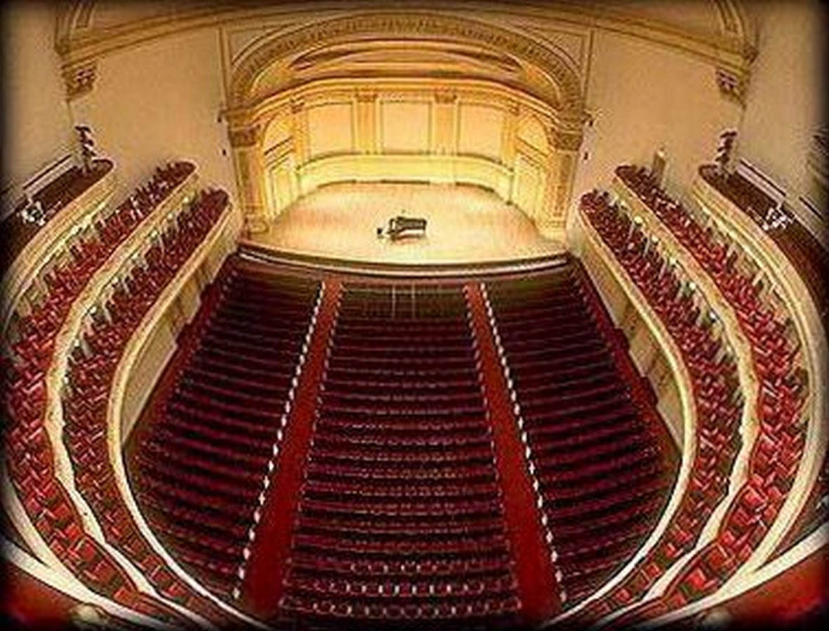 Carnegie Hall by William Tuthill: Historic Landmark and a Vital cultural center - Sheet4