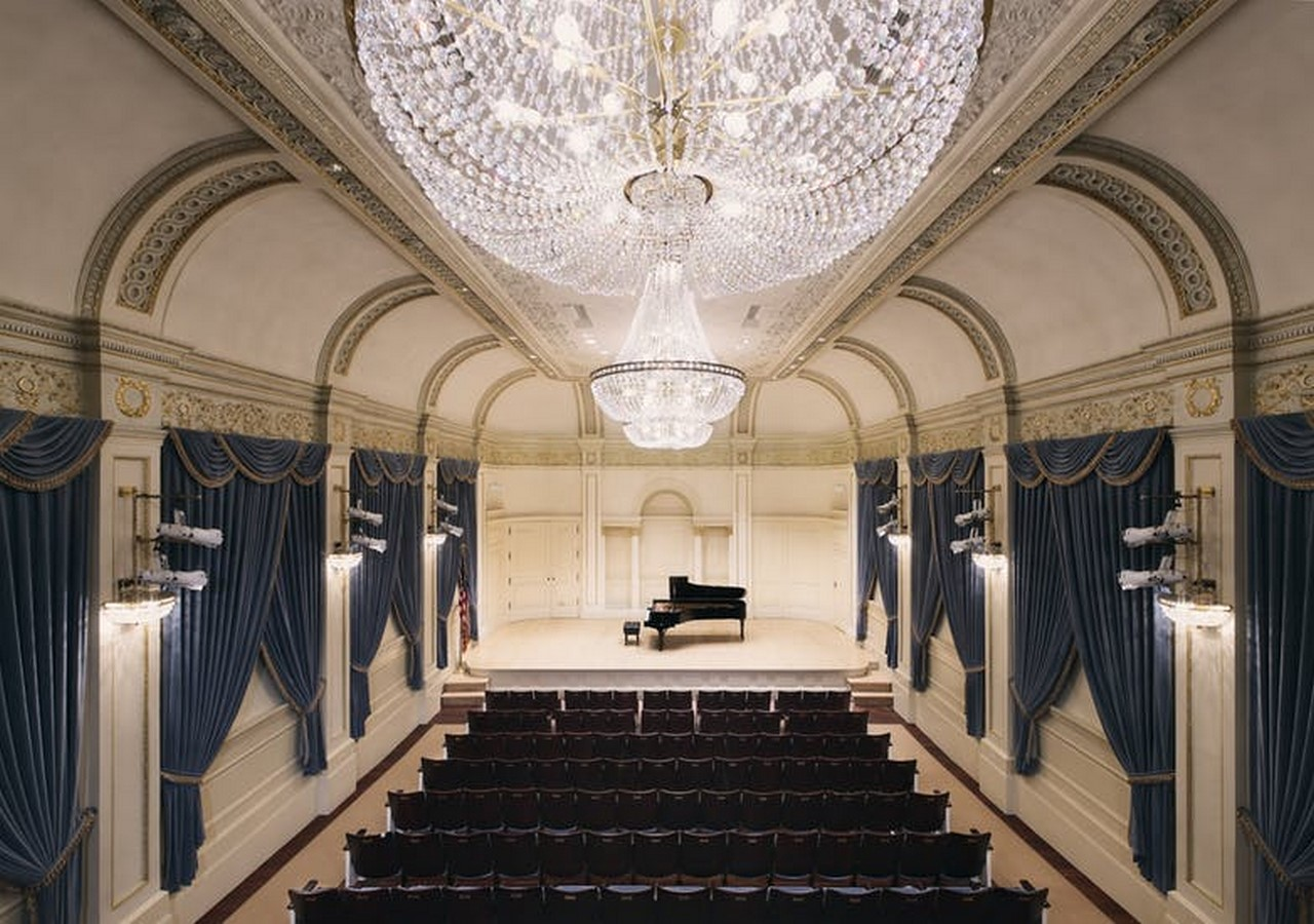 Carnegie Hall by William Tuthill: Historic Landmark and a Vital cultural center - Sheet5