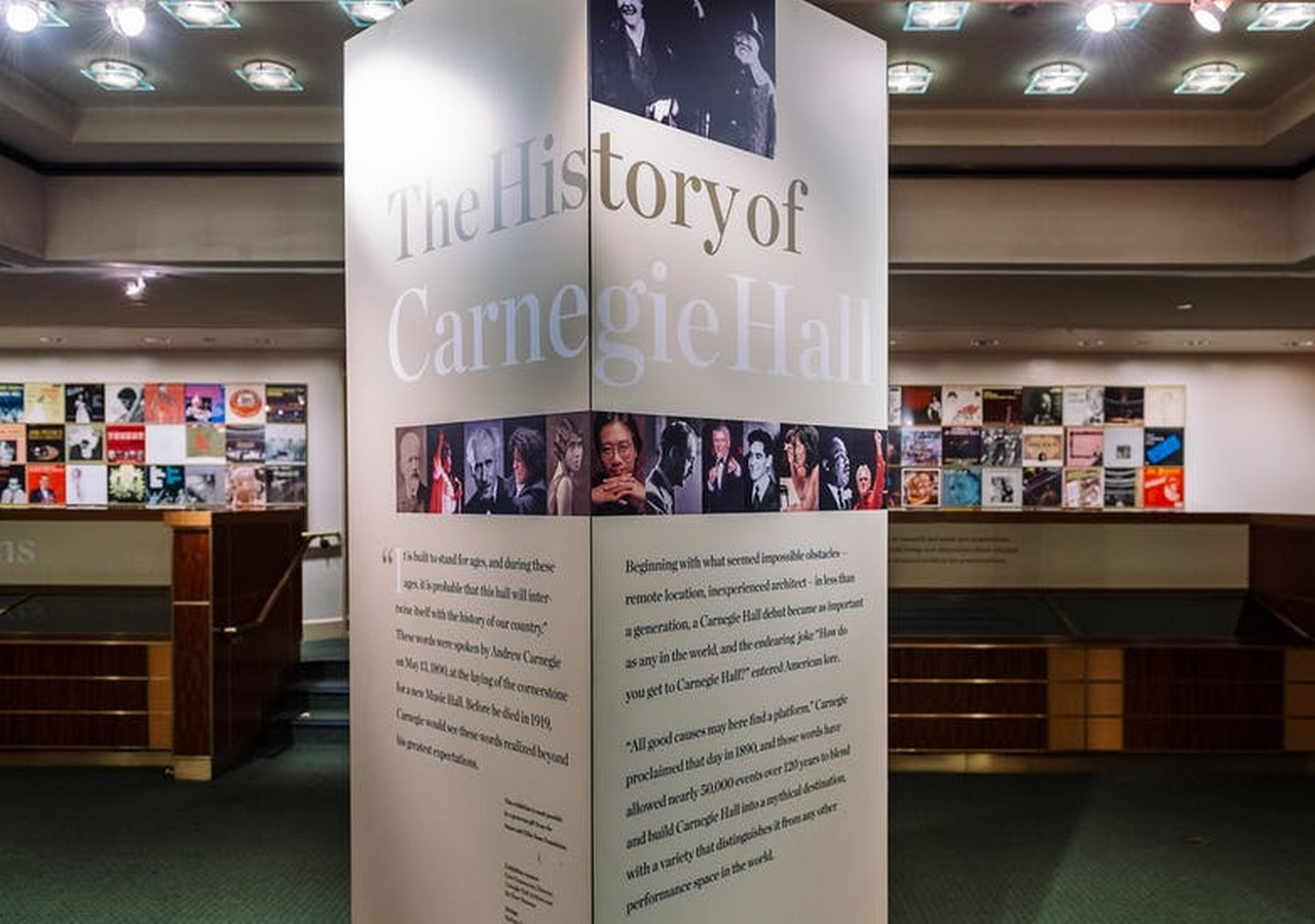 Carnegie Hall by William Tuthill: Historic Landmark and a Vital cultural center - Sheet6