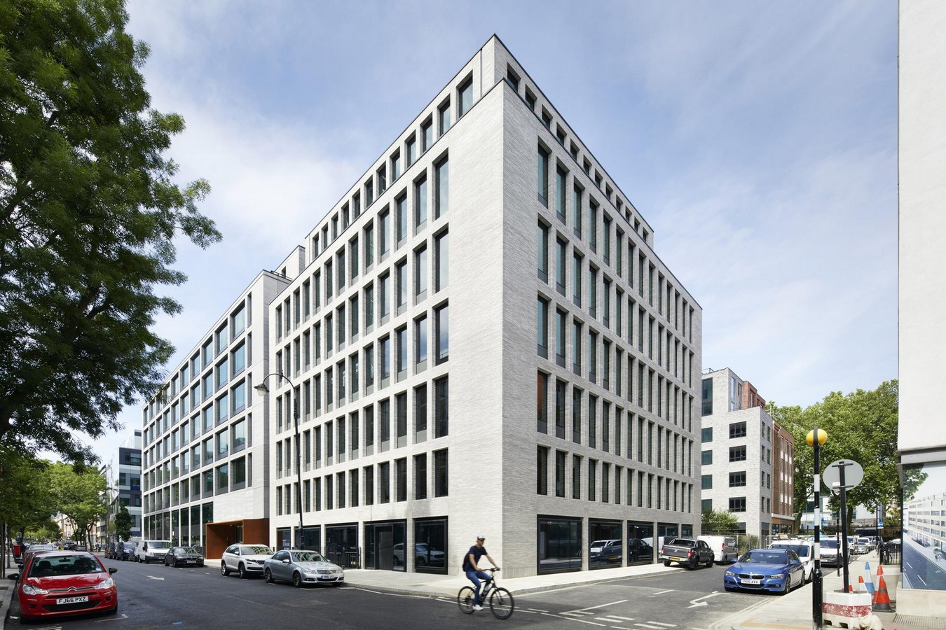 Mixed-Use Buildings - Sheet1
