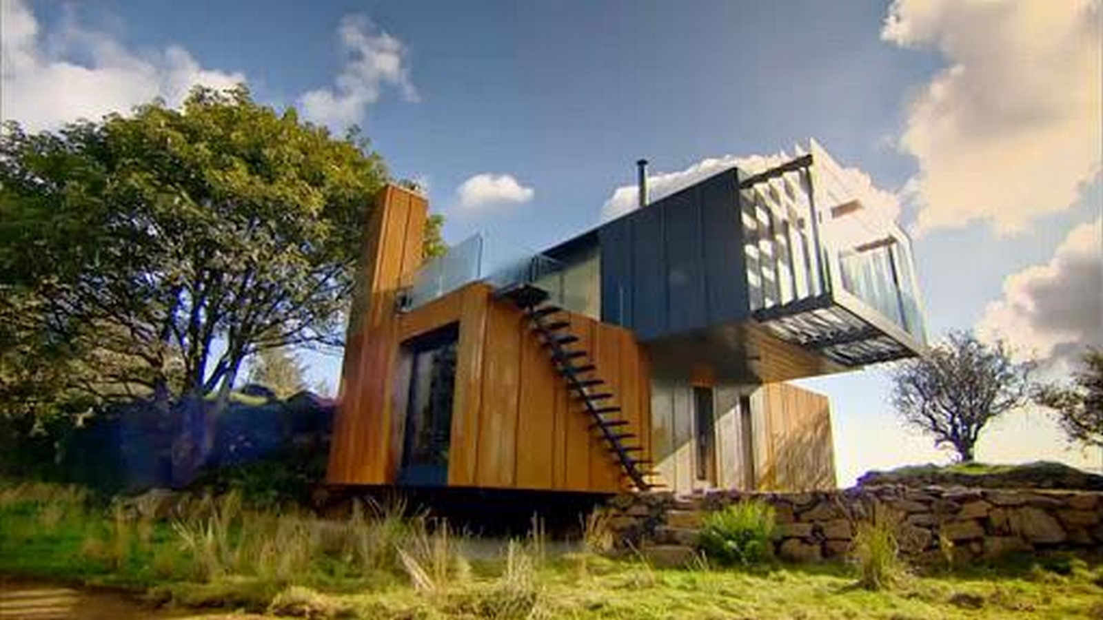 Shipping Container Homes - Sheet1