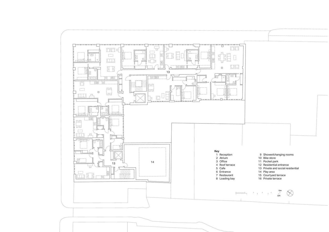 Mixed-Use Buildings - Sheet3
