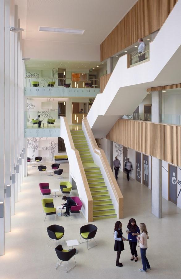 Sir Ludwig Guttmann Health & Wellbeing Centre, UK - Sheet1