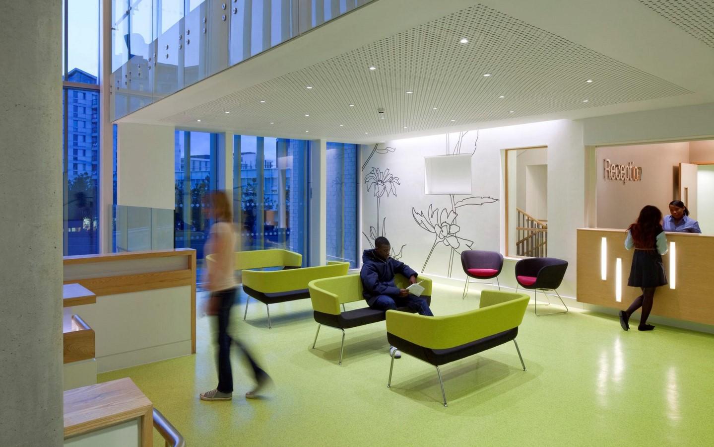Sir Ludwig Guttmann Health & Wellbeing Centre, UK - Sheet2