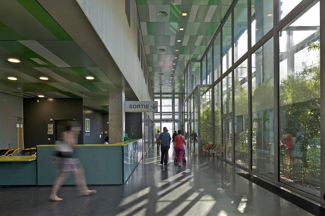 Hôpital Necker Enfants Malades, France - Sheet3