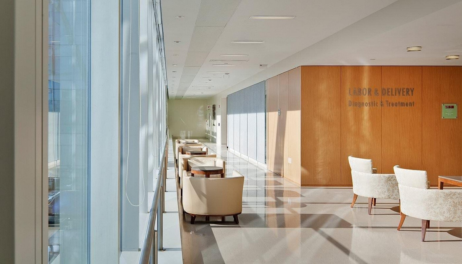 North Shore LIJ Katz Women's Hospital and Zuckerberg Pavilion, New York, United States - Sheet1